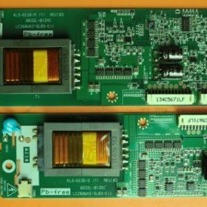 6632L-0134C M - 6632L0135C S