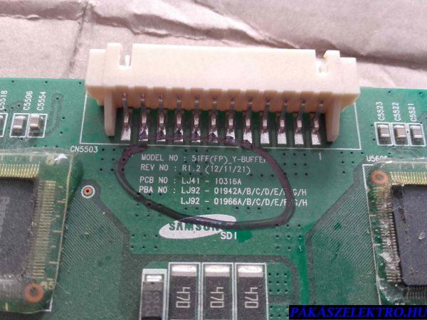 LJ41-10316A LJ92-01942A/B/C/D/E/F/G/H LJ92-01966A/B/C/D/E/F/G/H