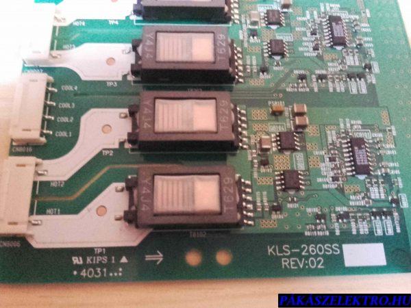 KLS-260SS REV:02